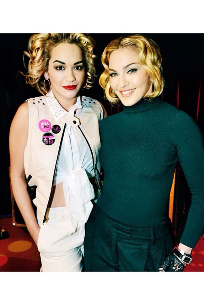 UPDATES: Madonna Hires Rita Ora and Parties with Stella, Robert Pattinson For Diore Homme, Naomi Watts as Princess Diana. Image Amplified www.imageamplified.com