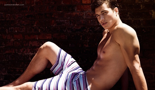 CAMPAIGN- Torben King for Parke & Ronen Summer 2013 by Justin Violini. www.imageamplified.com, Image Amplified (5)