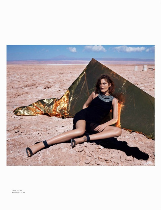 H&M MAGAZINE- Catherine McNeil by Catherine McNeil. Clare Richardson, Summer 2013, www.imageamplified.com, Image Amplified (5)