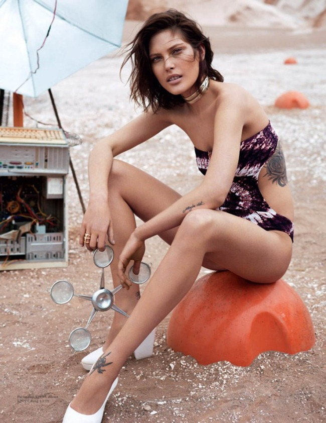 H&M MAGAZINE- Catherine McNeil by Catherine McNeil. Clare Richardson, Summer 2013, www.imageamplified.com, Image Amplified (7)