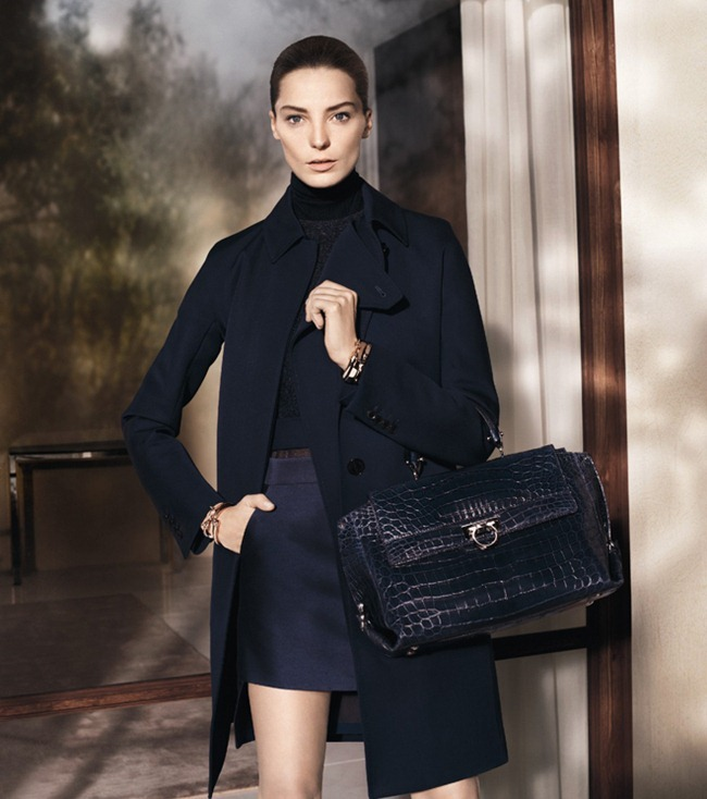 CAMPAIGN Daria Werbowy & Tyson Ballou for Salvatore Ferragamo Fall 2013 by David Sims. www.imageamplified.com, Image Amplified (3)