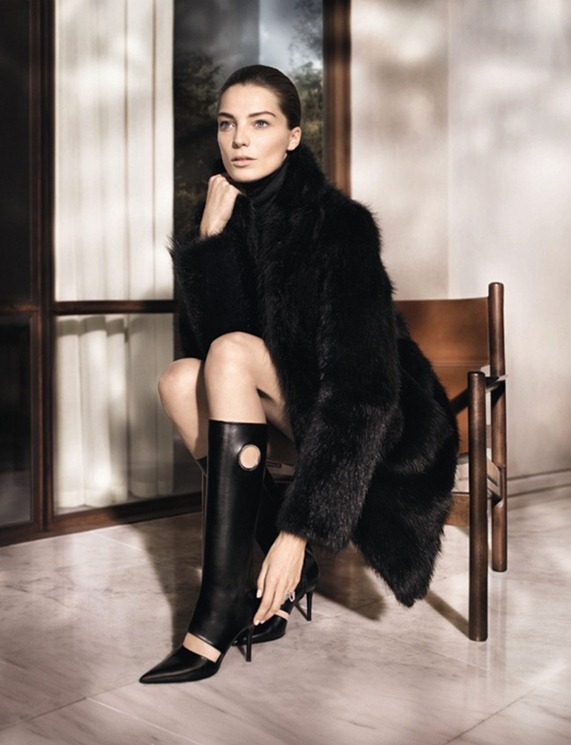 CAMPAIGN Daria Werbowy & Tyson Ballou for Salvatore Ferragamo Fall 2013 by David Sims. www.imageamplified.com, Image Amplified (5)