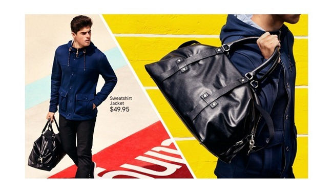 CAMPAIGN Evandro Soldati in Modern Minimalism for H&M 2013. www.imageamplified.com, Image Amplified (1)