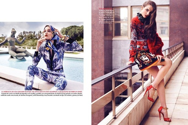 VOGUE MEXICO Zuzanna Bijoch in Exceso Audaz by Marcin Tyszka. Sarah Gore Reeves, July 2013, www.imageamplified.com, Image Amplified (3)