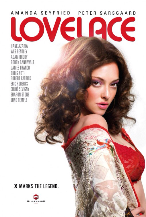 CINEMA SCAPE: Lovelace by Robert Epstein & Jeffrey Friedman Starring Amanda Seyfried. In Theaters August 9, 2013