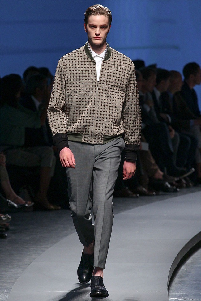 MILAN FASHION WEEK- Ermenegildo Zegna Men's RTW Spring 2014. www.imageamplified.com, Image Amplified (18)