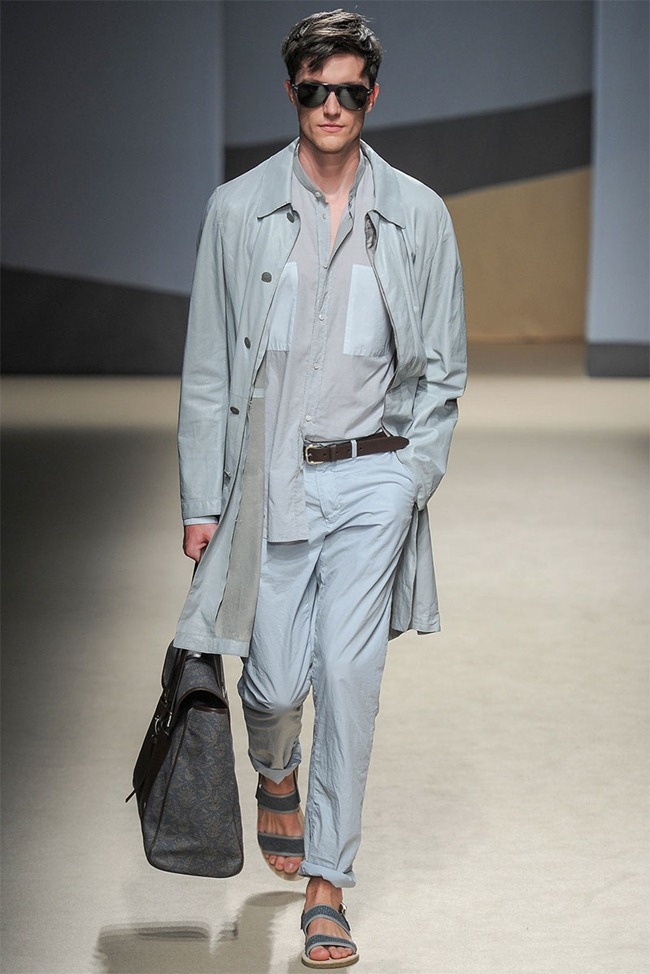 MILAN FASHION WEEK- Trussardi Men's RTW Spring 2014. www.imageamplified.com, Image Amplified (16)