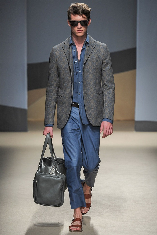 MILAN FASHION WEEK- Trussardi Men's RTW Spring 2014. www.imageamplified.com, Image Amplified (20)