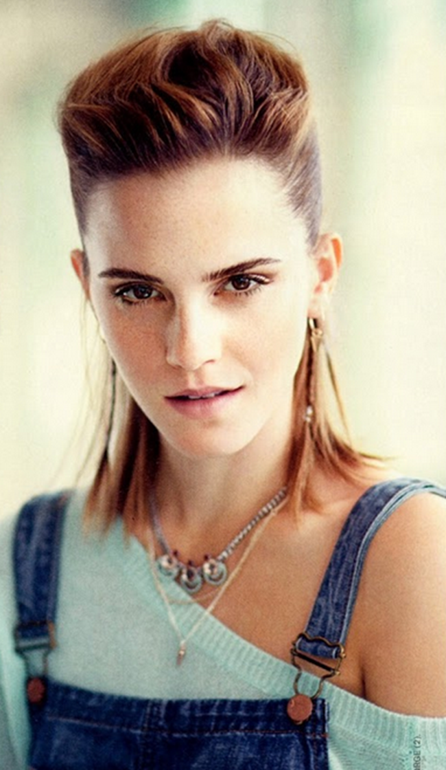 TEEN VOGUE Emma Watson in Breaking Bad by Boo George. Havana Laffitte, August 2013, Veronique Didry, www.imageamplified.com, Image Amplified (3)