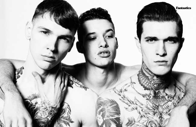 FANTASTICSMAG- David R, James Quaintance, Nahel Drici & Stefan in Hard As Hell by Darren Black. www.imageamplified.com, Image Amplified (1)