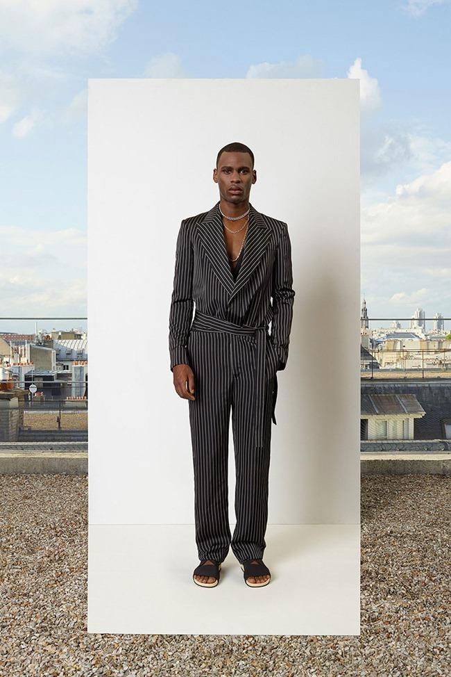 PARIS FASHION WEEK Jean Paul Gaultier Men's RTW Spring 2014. www.imageamplified.com, Image Amplified (29)