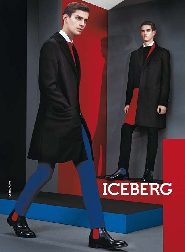 CAMPAIGN- Marine Deleeuw, Mijo Mihaljcic, Josephine le Tutour, Ian Sharp, Matthew Bell & Alexander Ferrario for Iceberg Fall 2013 by Sharif Hamza. www.imageamplified.com, Image Amplified (1)