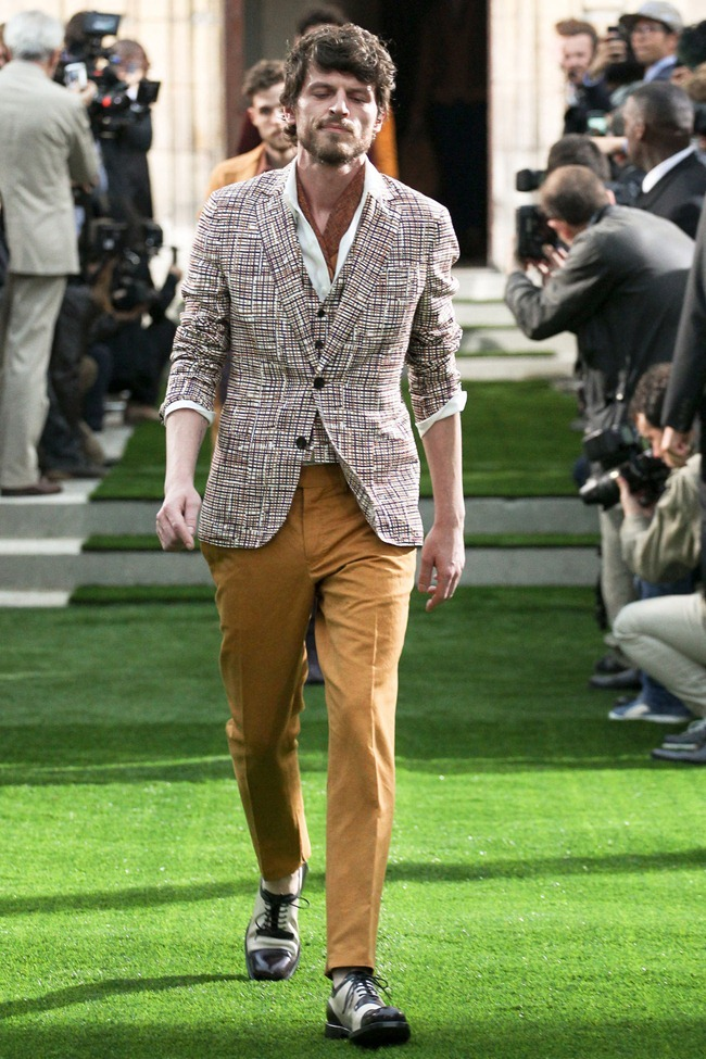 PARIS FASHION WEEK- Berluti Men's RTW Spring 2014. www.imageamplified.com, Image Amplified (10)