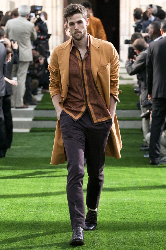 PARIS FASHION WEEK- Berluti Men's RTW Spring 2014. www.imageamplified.com, Image Amplified (11)