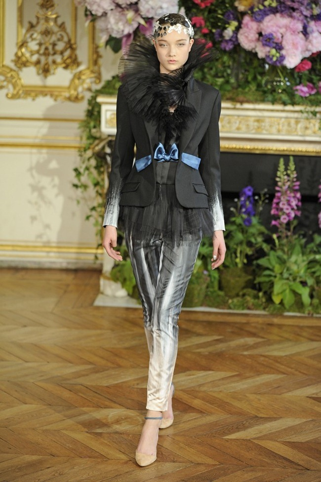 PARIS HAUTE COUTURE- Alexis Mabille Fall 2013. www.imageamplified.com, Image Amplified