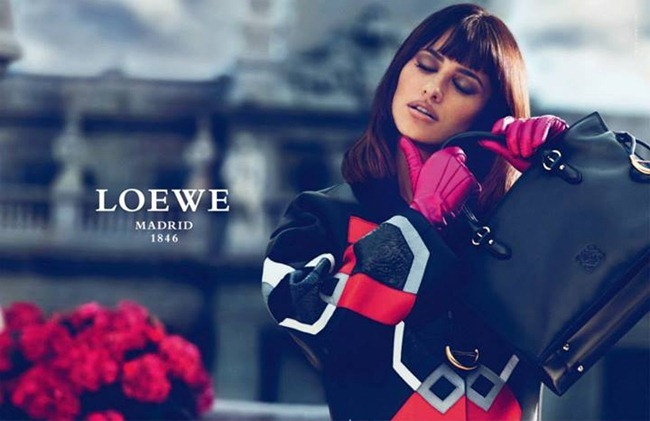 PREVIEW- Penelope Cruz for Loewe Fall 2013 by Mert & Marcus. www.imageamplified.com, Image Amplified (1)