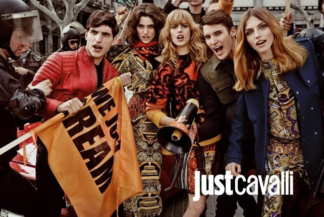 CAMPAIGN Just Cavalli Fall 2013 by Giampaolo Sgura. www.imageamplified.com, Image Amplified (2)