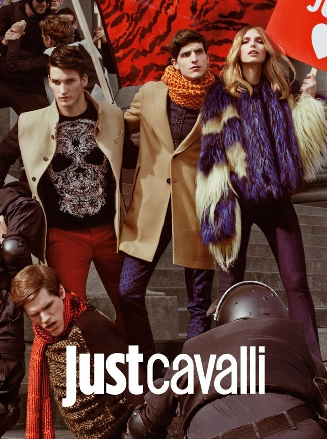 CAMPAIGN Just Cavalli Fall 2013 by Giampaolo Sgura. www.imageamplified.com, Image Amplified (8)