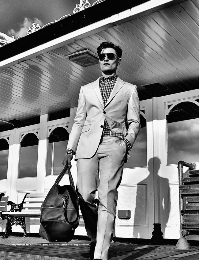 EXALT MAGAZINE Oliver Cheshire in The Great British Summer by Alexander Beer. Ricky Partner, www.imageamplified.com, Image Amplified (4)