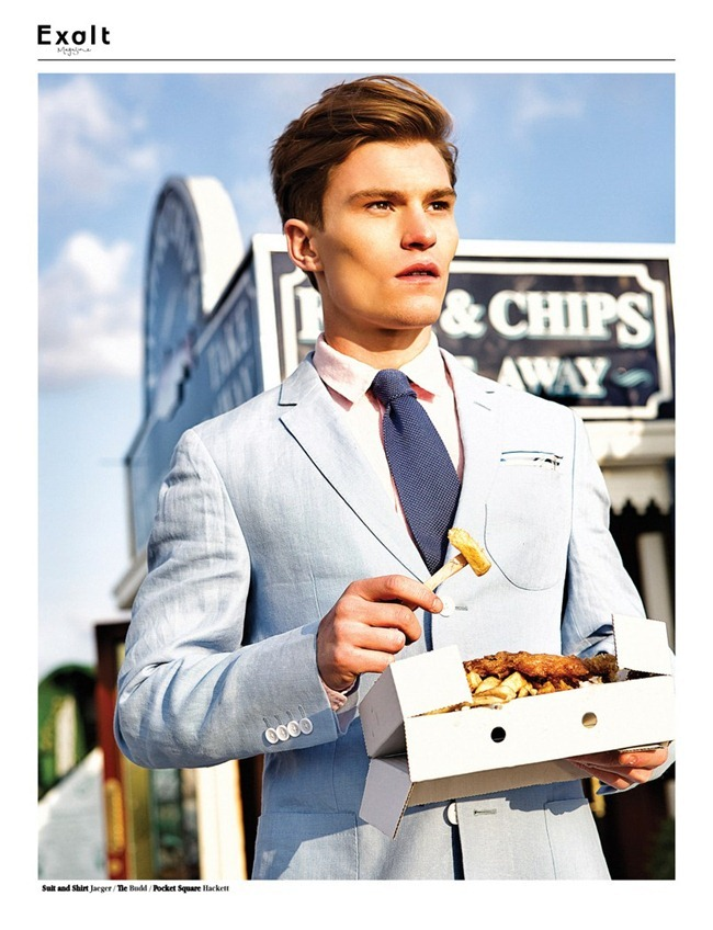 EXALT MAGAZINE Oliver Cheshire in The Great British Summer by Alexander Beer. Ricky Partner, www.imageamplified.com, Image Amplified (7)