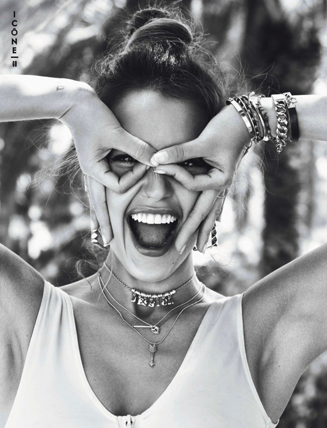 Glamour France Jessica Alba In Icone Mode Vraie Fille Cool By Photographer Jason Kim Image Amplified The Flash And Glam Of Fashion And Entertainment