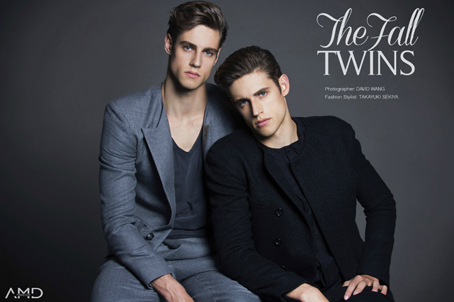 AMD MODE- Jordan Stenmark & Zac Stenmark in The Fall Twins by David Wang. Takayuki Sekiya, www.imageamplified.com, Image Amplified