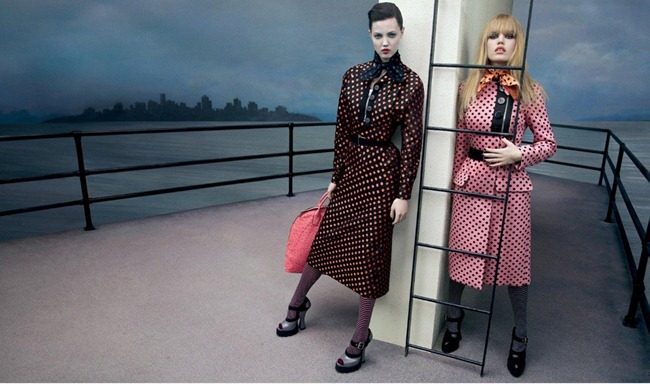 CAMPAIGN- Miu Miu Fall 2013 by Inez & Vinoodh. www.imageamplified.com, Image Amplified (5)