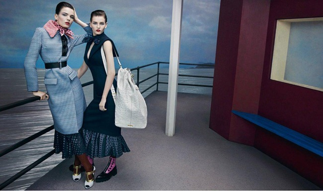 CAMPAIGN- Miu Miu Fall 2013 by Inez & Vinoodh. www.imageamplified.com, Image Amplified (4)