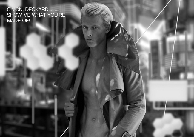 YEARBOOK FANZINE- Thor Bulow in Blade Runner by Sam Scott Schiavo, www.imageamplified.com, Image Amplified (2)