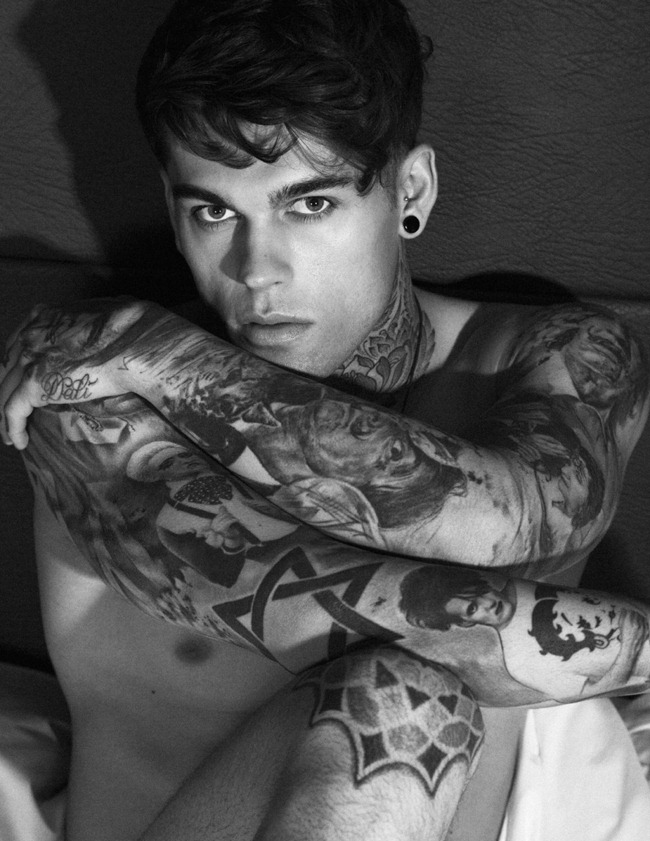 YEARBOOK FANZINE- Stephen James in Bedtime Stories by Joseph Sinclair. Danyul, www.imageamplified.com, Image Amplified (14)