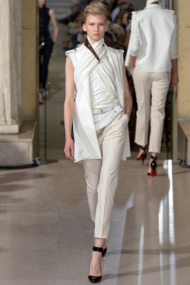 PARIS HAUTE COUTURE Bouchra Jarrar Fall 2013. www.imageamplified.com, Image Amplified (6)