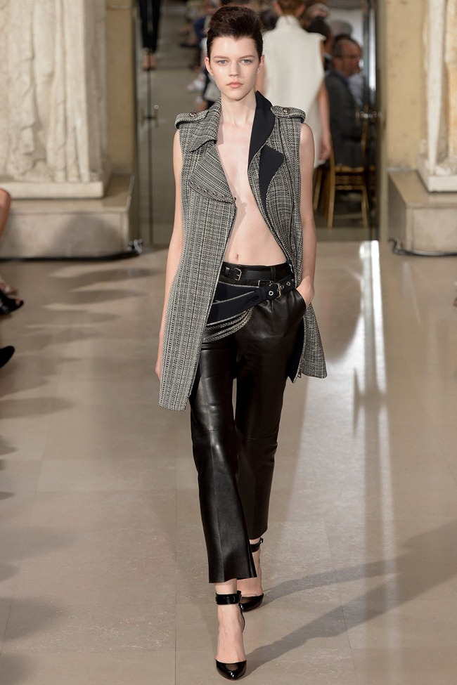 PARIS HAUTE COUTURE Bouchra Jarrar Fall 2013. www.imageamplified.com, Image Amplified (10)