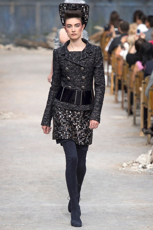 PARIS HAUTE COUTURE Chanel Fall 2013. www.imageamplified.com, Image Amplified (35)