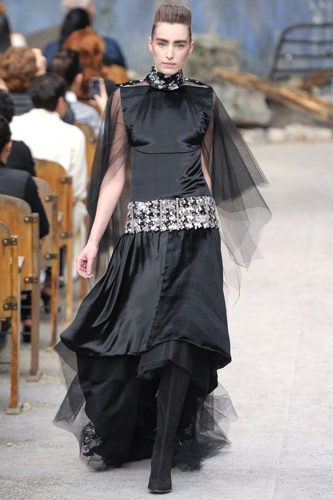 PARIS HAUTE COUTURE Chanel Fall 2013. www.imageamplified.com, Image Amplified (42)