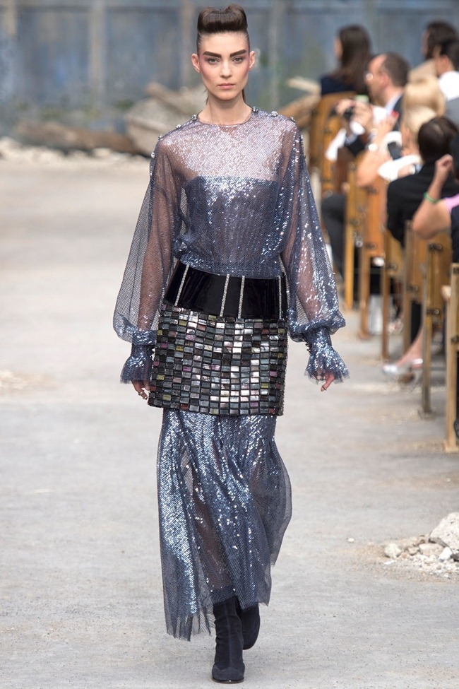 PARIS HAUTE COUTURE Chanel Fall 2013. www.imageamplified.com, Image Amplified (66)