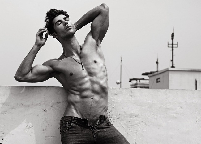 MASCULINE DOSAGE- Clauss Castro in NSFW by Wong Sim. www.imageamplified.com, Image Amplified (14)