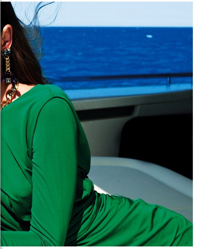 GRAZIA ITALIA Vanessa Hegelmaier in Stile Yacht by Roberto D'este. Alessia Aghemo, July 2013, www.imageamplified.com, Image Amplified (8)