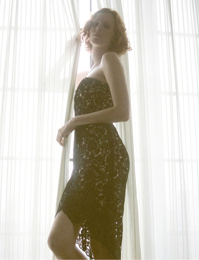 CAMPAIGN- Karen Elson for Lover Fall 2013 by Lina Scheynius. www.imageamplified.com, Image Amplified (9)