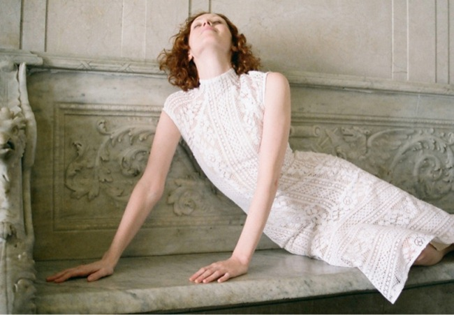 CAMPAIGN- Karen Elson for Lover Fall 2013 by Lina Scheynius. www.imageamplified.com, Image Amplified (4)