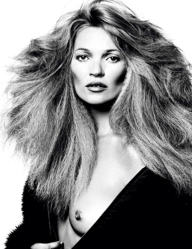 VOGUE PARIS- Kate Moss in La Fibre Londonienne by David Bailey. Geraldine Saglio August 2013, www.imageamplified.com, Image Amplified (3)