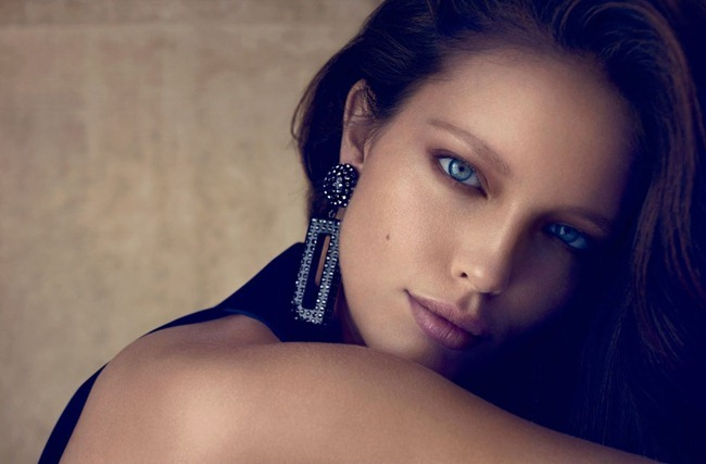 VOGUE SPAIN- Emily DiDonato in Ave Giorgio by Miguel Reveriego. Belen Antolin, August 2013, www.imageamplified.com, Image Amplified (4)