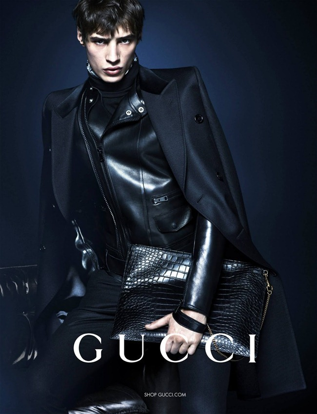CAMPAIGN Abbey Lee Kershaw & Adrien Sahores for Gucci Fall 2013 by Mert & Marcus. www.imageamplified.com, Image Amplified (21)
