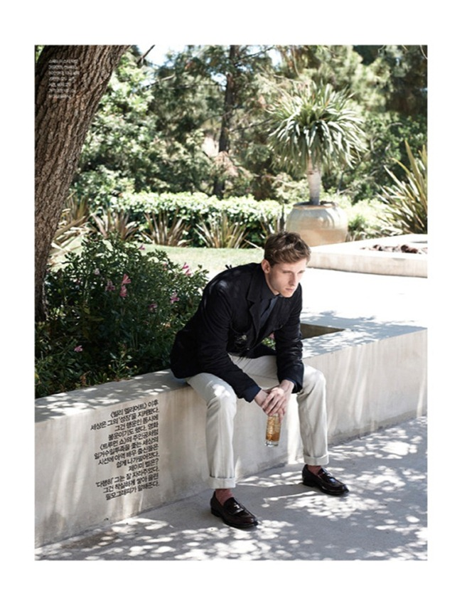 ESQUIRE KOREA- Jamie Bell by Eric Guillemain. www.imageamplified.com, Image Amplified (2)