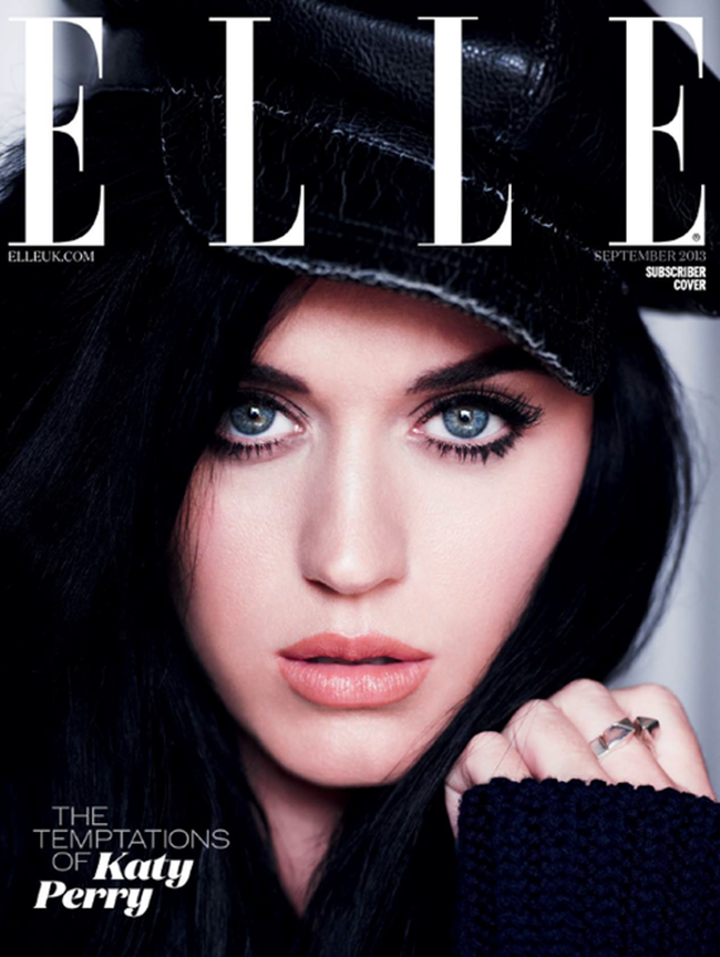 ELLE UK- Katy Perry in Material Girl by Mariano Vivanco. Beth Fenton, September 2013, www.imageamplified.com, IMage Amplified