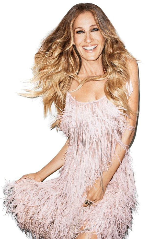 HARPER'S BAZAAR MAGAZINE- Sarah Jessica Parker by Terry Richardson. September 2013, www.imageamplified.com, Image Amplified (2)