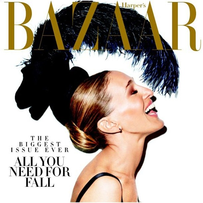 HARPER'S BAZAAR MAGAZINE- Sarah Jessica Parker by Terry Richardson. September 2013, www.imageamplified.com, Image Amplified (3)