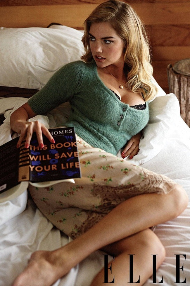 ELLE MAGAZINE- Kate Upton by Carter Smith. September 2013, www.imageamplified.com, Image Amplified (1)