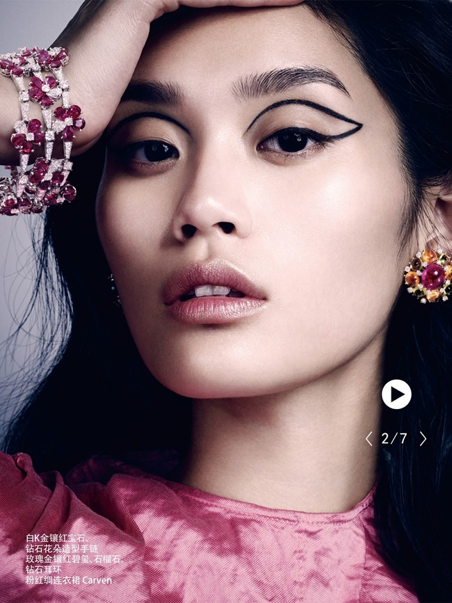VOGUE CHINA- Ming Xi in Return Of A Diva by David Slijper. Joanna Schlenzka, September 2013, www.imageamplified.com, Image Amplified (1)