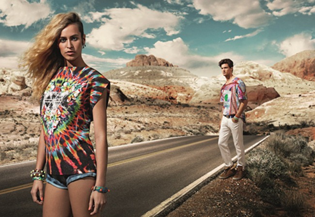 CAMPAIGN- Alice Dellal & Garrett Neff for Triton Summer 2014 by Zee Nunes. Daniel Ueda, www.imageamplified.com, Image Amplified (5)