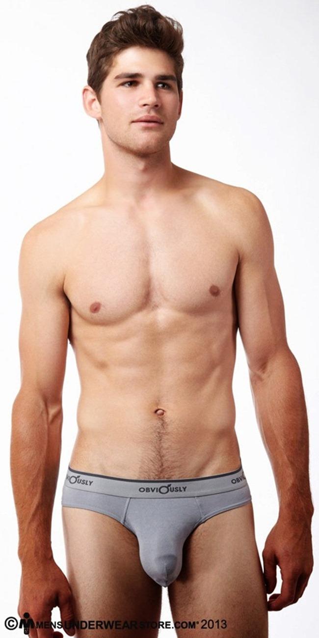 CAMPAIGN: Ryan Bertroche in N2N, Diesel, Calvin Klein & Obvioiusly Underwear for Mens Underwear Store 2013